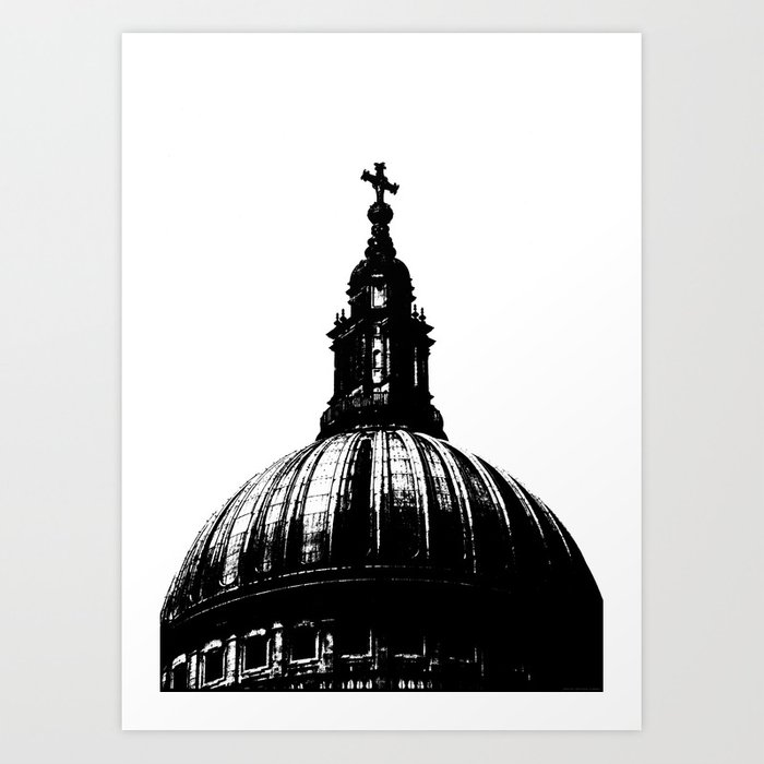 """Saint Paul"" Art Print"