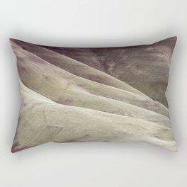 Hills as Canvas, No. 1 Rectangular Pillow