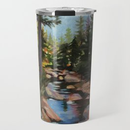 Hike to the Sugarloaves of New Hampshire - Acrylic Travel Mug