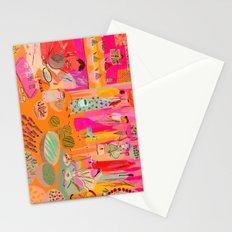 Indian Marketplace Stationery Cards