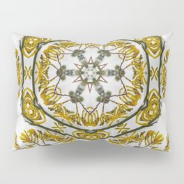 Striking kangaroo paw kaleidoscope Pillow Sham