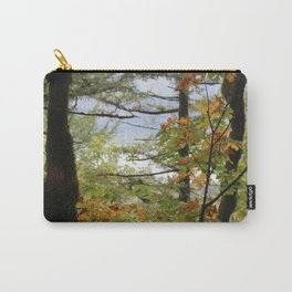 Columbia Rover Gorge Washington Trees in Autumn Carry-All Pouch