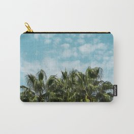 Good vibes. Landscape Carry-All Pouch