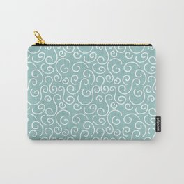 curls (2) Carry-All Pouch