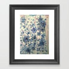 Berry My Heart Framed Art Print