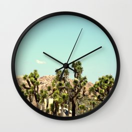 Joshua National Park Wall Clock