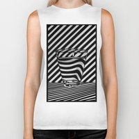 tequila Biker Tanks featuring Trippin' Tequila by Ana Lillith Bar