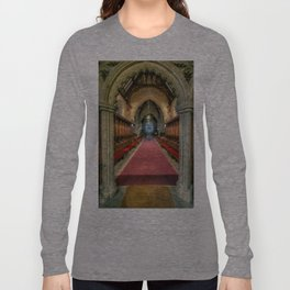 St Twrogs Church Long Sleeve T-shirt