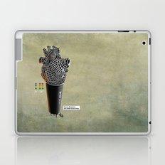 CRZN Dynamic Microphone - 002 Laptop & iPad Skin