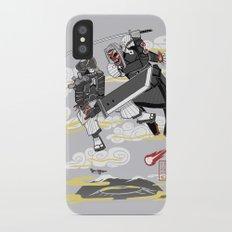 Final Samurai VII Slim Case iPhone X