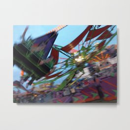 Fair days 2 Metal Print