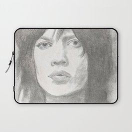 Young Mick Laptop Sleeve
