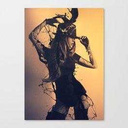 Beauty Reverie Canvas Print