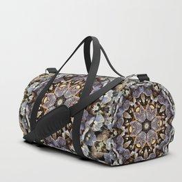 Mushroom Mandala 2 Duffle Bag