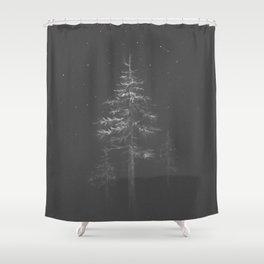 Twenty Five Light Years Shower Curtain