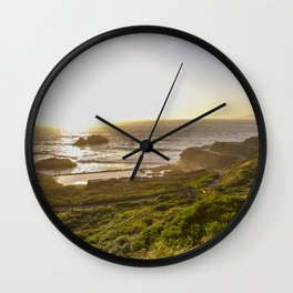 SF Lands End Wall Clock