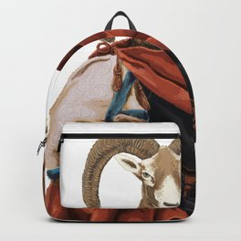 Aires the Ram Backpack