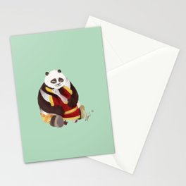 Kung Fu Panda Stationery Cards