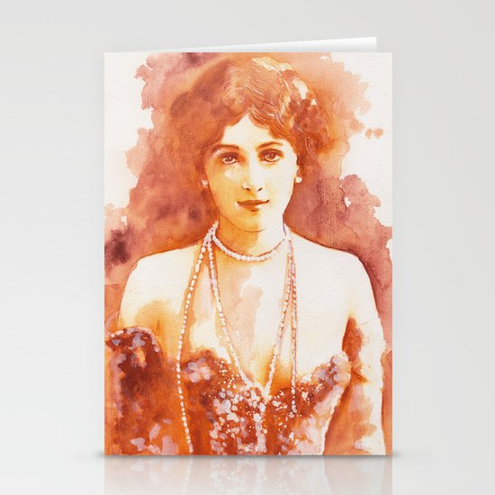 Perls Stationery Cards