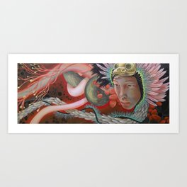 Search For Sight Art Print