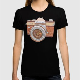 WOOD CAN0N T-shirt