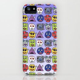 Snood Lovers iPhone Case