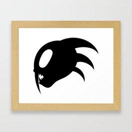 Chupacabra Framed Art Print