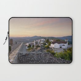 Dawn at Marvao, Portugal Laptop Sleeve