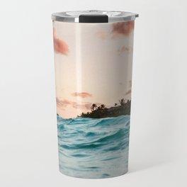 Cotton Candy Love Travel Mug