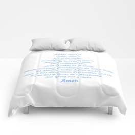 Pater noster Comforters