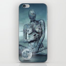 Mrs. Moon iPhone Skin