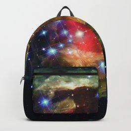 Echo Light of a Stellar Outburst Backpack