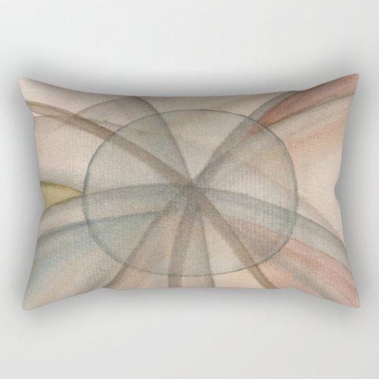 Improvisation 01 Rectangular Pillow