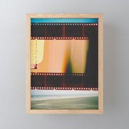 Stuck in Between Framed Mini Art Print