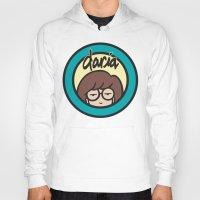 daria Hoodies featuring Daria Symbol by Marianna