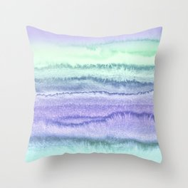 WITHIN THE TIDES - SPRING MERMAID Throw Pillow