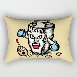 Bad Milk! Rectangular Pillow