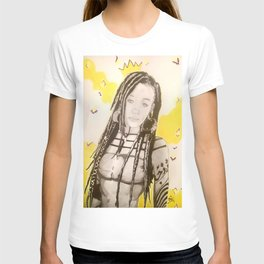 Sunlit Woman T-shirt