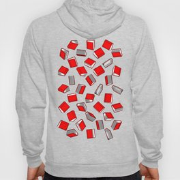 Polka Dot Books Pattern II Hoody