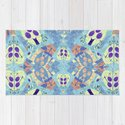 Abstract Vibrant Pastel Quilt 1 by carlieamberpartridge