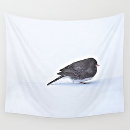 Long Journey Junco Wall Tapestry