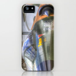 Turkish Air Force F104G Starfighter iPhone Case