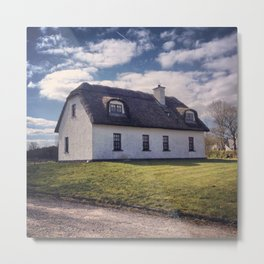 Country House (Ireland) Metal Print