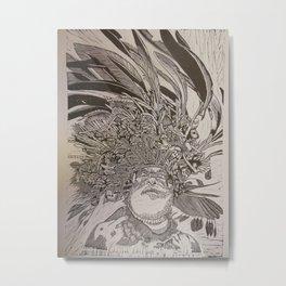 Papua Metal Print