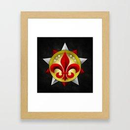 Prestige Emblem #1 Framed Art Print