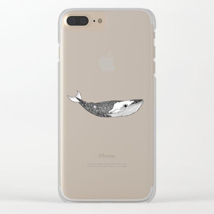 Patrick Clear iPhone Case