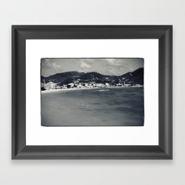 Old-New St. Maarten Framed Art Print