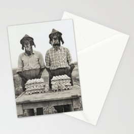 Dust Ball Stationery Cards