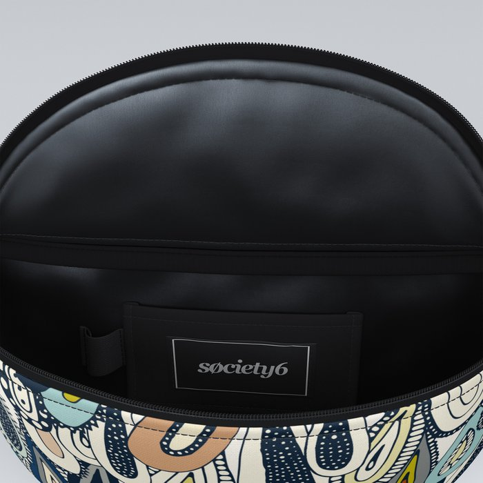 droplets Fanny Pack