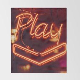 Play Throw Blanket